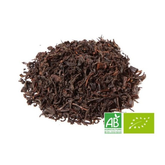 OMTEA - Thé noir Vanille - Thé noir aromatisé
