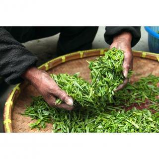 OMTEA - Thé vert à la Goji royale - Thé vert aromatisé