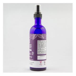 ONLYESS, le soin de peau 100% végétal - 100% pure eau florale de Lavande vraie sauvage BIO* - flacon verre 200 ml - Hydrolat
