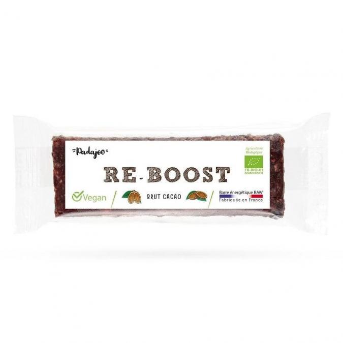 PADAJOO - Barre Brut Cacao - barre énergétique