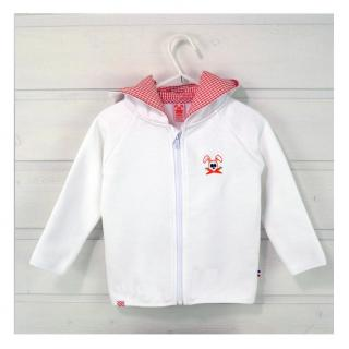 Papate - Sweat Rhoen - 4 ans - Sweat (enfant) - blanc
