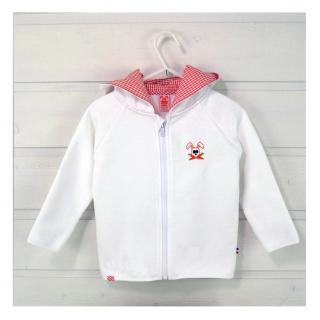Papate - Sweat Rhoen - 5 ans - Sweat (enfant) - blanc