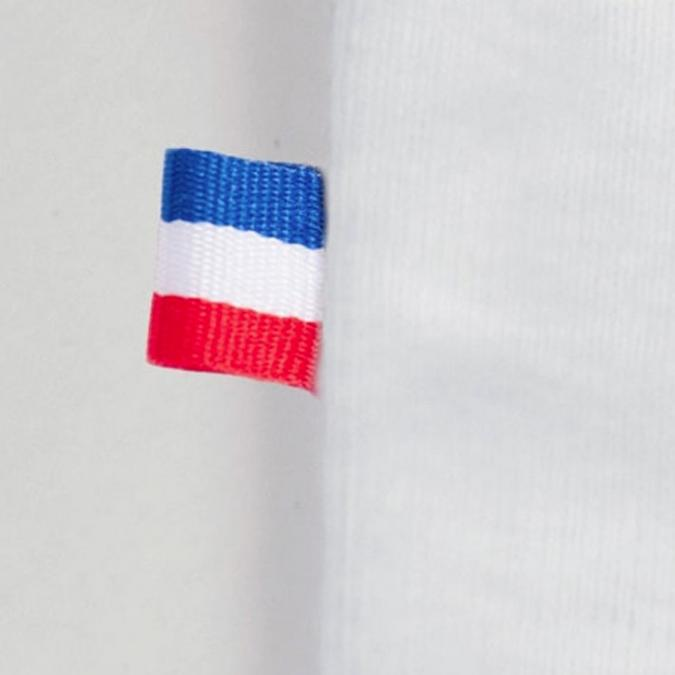 Papate - T-Shirt Hotot - 18 mois - Tee-shirt (enfant) - blanc