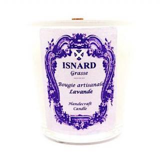 ISNARD Parfums - Bougie Lavande - Bougie - Lavande