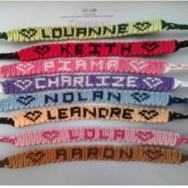 Passion-bracelet - Bracelet brésilien prénom réaliser sur demande - Bracelet -