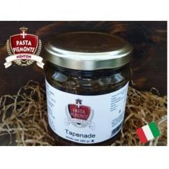 Pasta Piemonte - Les raviolis au Citron de Menton - Tapenade d'Olives Noires - Tapenade