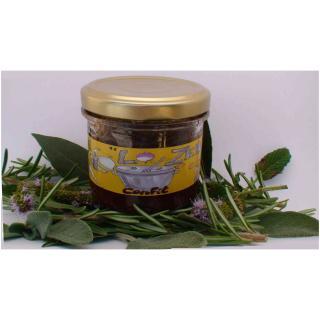 Pâtés végétaux LO ZEB - Confit de piment doux à la vanille - confit de piment