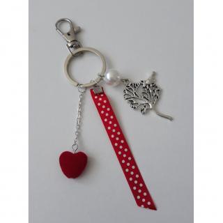 Perles et Brillants - Bijoux de sac / porte-clefs - Bijoux de sac