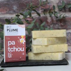 Poplume - Le patchouli - Savon - 100 g