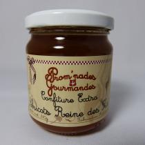 Prom'nades Gourmandes - Abricot reine des prés - Confiture - 240gr