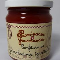 Prom'nades Gourmandes - Confiture cynorrhodon - Confiture - 240gr