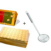 Les Ravioles de la Mère Maury - 8 boîtes de 9 plaques de Raviole + écumoire offerte = 11,38€/boîte - Ravioles -