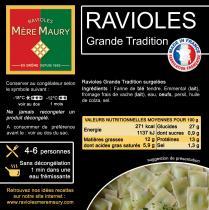 Les Ravioles de la Mère Maury - Ravioles Mère Maury surgelées Grande Tradition - Ravioles - 1 kg