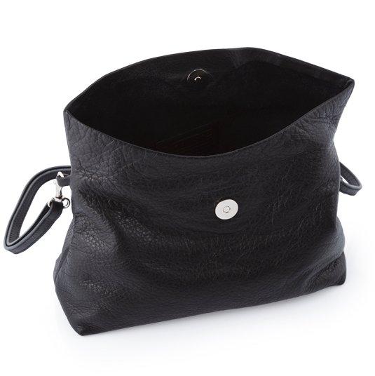 Ripauste - Pochette Bandoulière Noire - Pochette (maroquinerie) - Noir