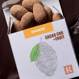 Rrraw Cacao Factory - Offre découverte Cacao+Fruit - Chocolat