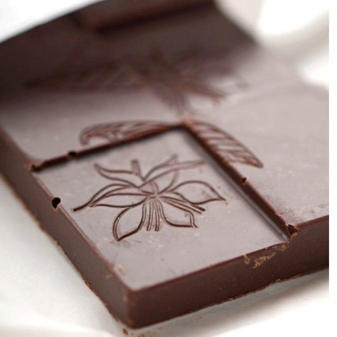 Rrraw Cacao Factory - Tablette 88% datte sans sucre ajouté - Chocolat