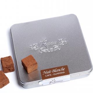 Rrraw Cacao Factory - Truffes Nuit blanche (Café-guarana) - Chocolat