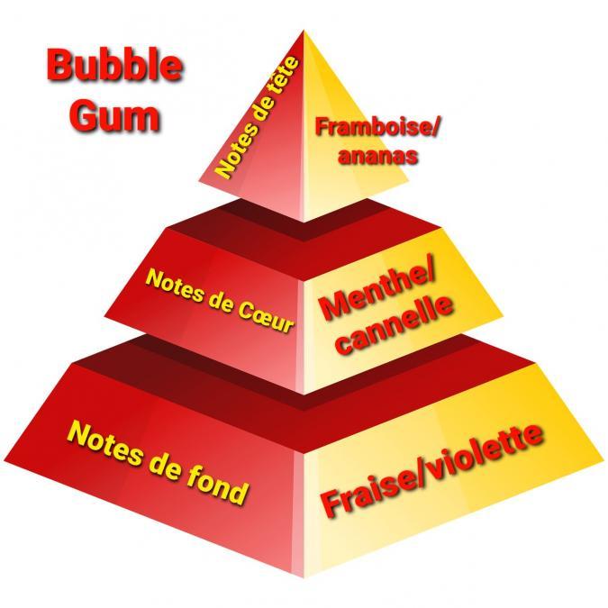 Sabribrille - Bubble gum 8grs - Fondant (cire)