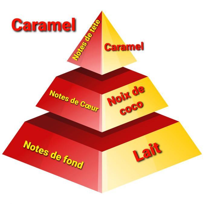 Sabribrille - Caramel 8grs - Fondant (cire)