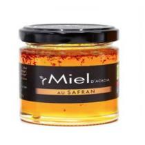 Safran de Pyrène - Le Miel au Safran de Pyrène - 165 gr - Miel - 165 gr