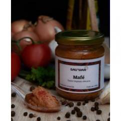 Sau'Wax - Sauce Mafé - Légumes en conserve - 0.200