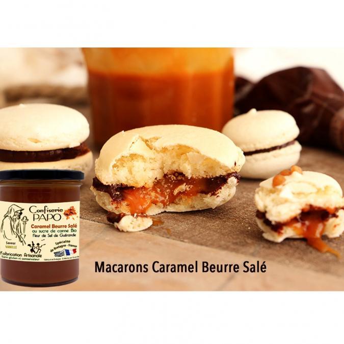 Saveurs de Bretagne - Sauce Caramel Beurre salé NATURE - Confiserie