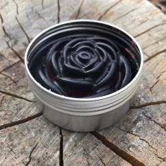 Savonnerie Elishéa - Après-shampoing solide vanille & hibiscus - Après-shampoing