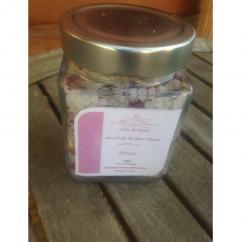 Savonnerie Elishéa - Sels de bain Detox - Sel de bain