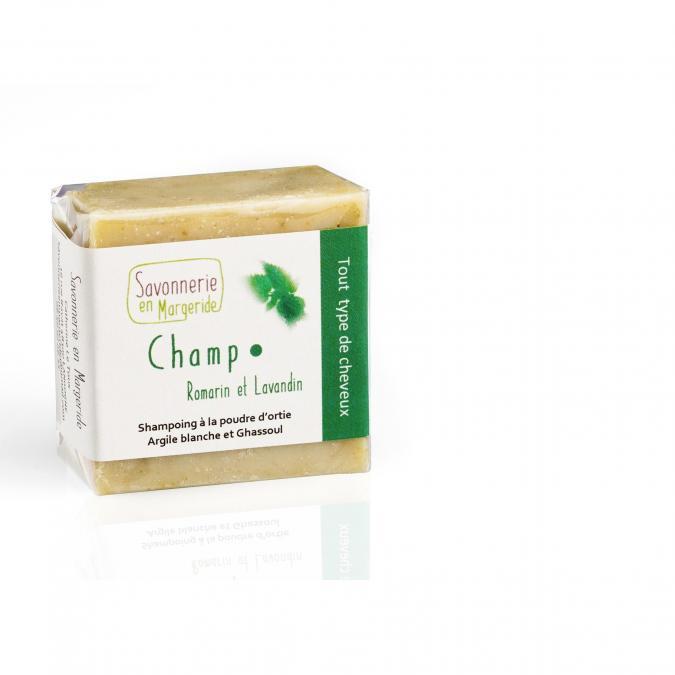 Savonnerie en Margeride - Champ. - Shampoing - 55g