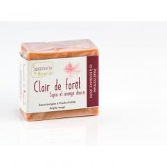 Savonnerie en Margeride - Clair de Forêt - Savon - 100 g
