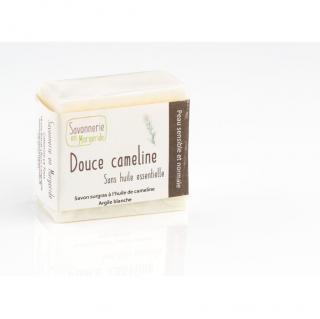 Savonnerie en Margeride - Douce Cameline - Savon - 100 g