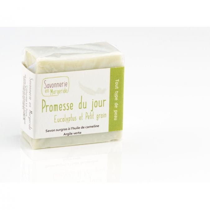 Savonnerie en Margeride - Promesse du jour - Savon - 100 g
