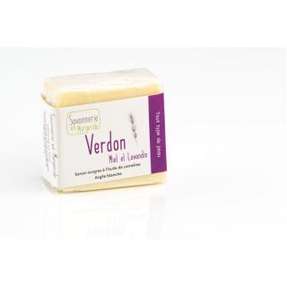 Savonnerie en Margeride - Verdon - Savon - 100 g