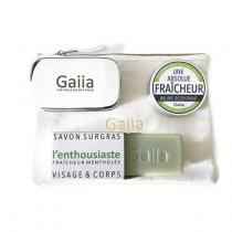 Savonnerie Gaiia - TROUSSE FRAICHEUR - Trousse