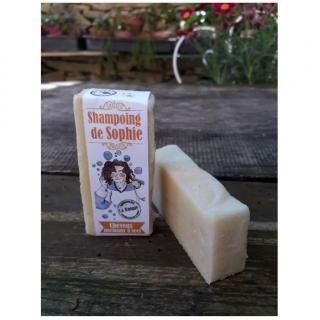 Savonnerie la Brique - Nature et Progrès - Le shampoing de Sophie - Shampoing - 0.080