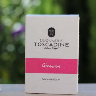 Savonnerie Toscadine - Savon Géranium - Savon - 4668