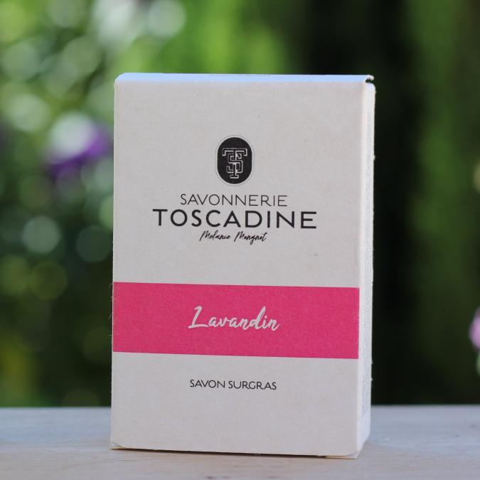 Savonnerie Toscadine - Savon Lavandin - Savon - 4668
