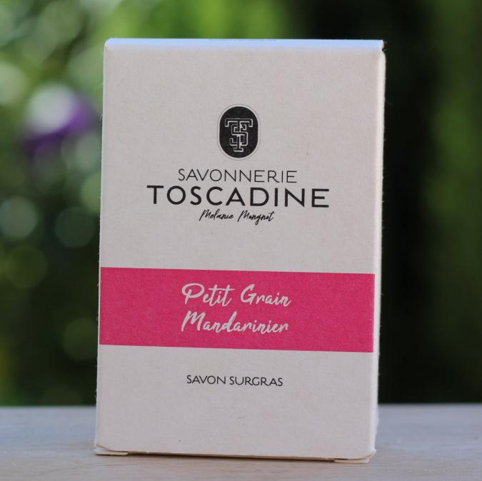 Savonnerie Toscadine - Savon Petit Grain Mandarinier - Savon - 4668