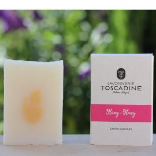 Savonnerie Toscadine - Savon Ylang ylang - Savon -