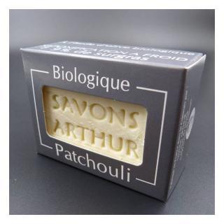 SAVONS ARTHUR - Savon bio au patchouli - Savon - 0.120