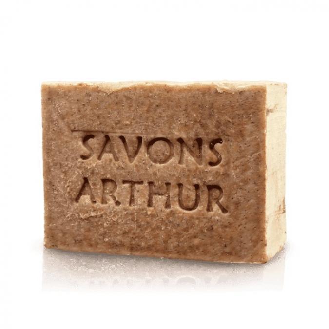 SAVONS ARTHUR - Savon bio cannelle – peaux mixtes à grasses - Savon - 0.120