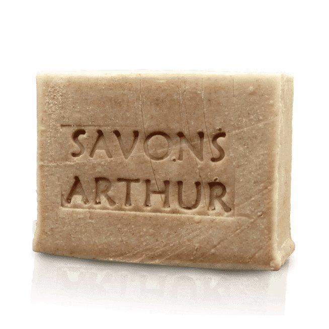 SAVONS ARTHUR - Savon bio lavande – favorise calme et décontraction - Savon - 0.120