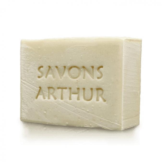 SAVONS ARTHUR - Savon bio Nature – peaux de bébés - Savon - 0.120