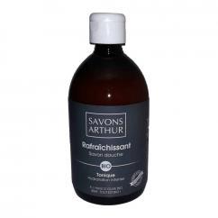 SAVONS ARTHUR - Savon douche bio Rafraîchissant 500mL – Tonifiant - savon liquide