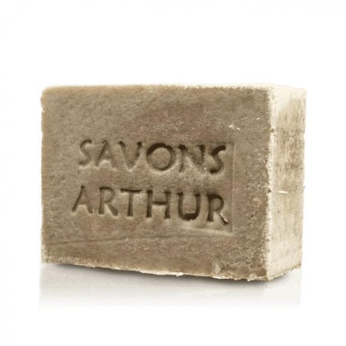 SAVONS ARTHUR - Savon & Shampoing bio aux orties – peaux atopiques - Savon - 0.120