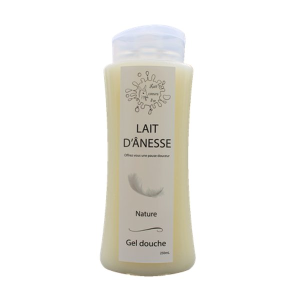 Lait cœurs d'or - Gel douche - Nature - Gel douche -
