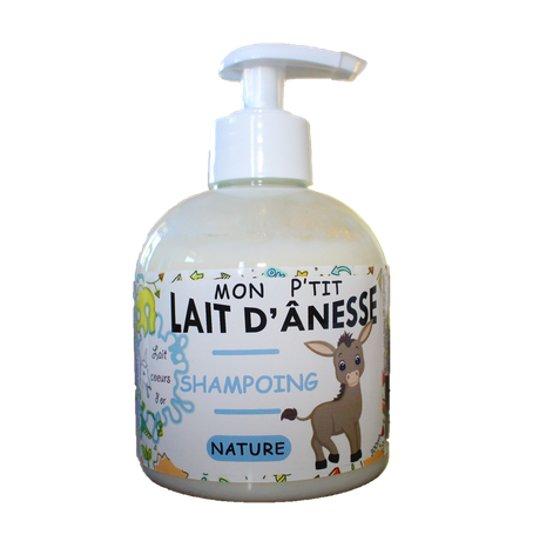 Lait cœurs d'or - Mon p'tit shampoing nature - Shampoing -