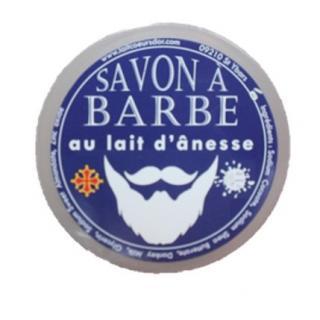 Lait cœurs d'or - Savon à barbe - Savon à barbe