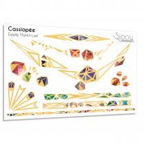 Sioou - Cassiopée - Tatouage éphémère