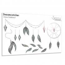 Sioou - Dreamcatcher - Tatouage éphémère